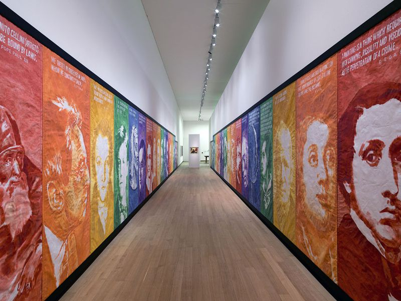 Экскурсия Музей Стеделейк: «смерть» искусства или истоки современности