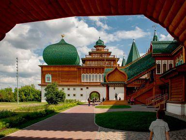 Игровая экскурсия в Коломенском дворце