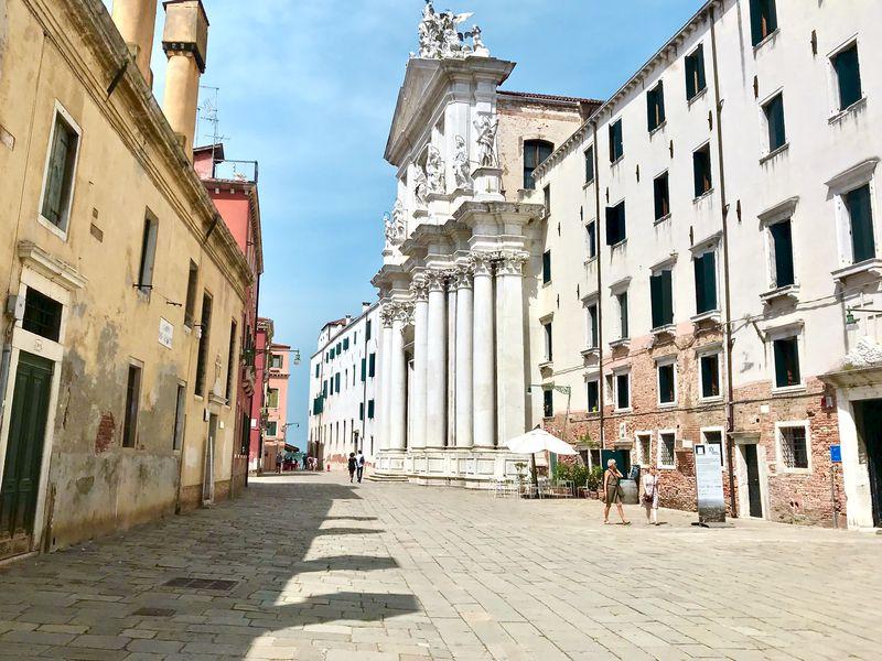 Экскурсия Неизведанная Венеция