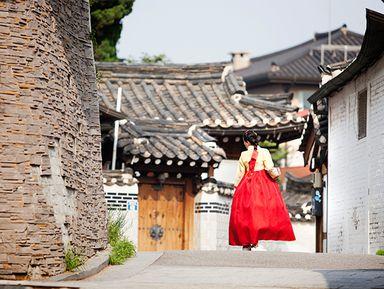 Сеул от истоков до наших дней