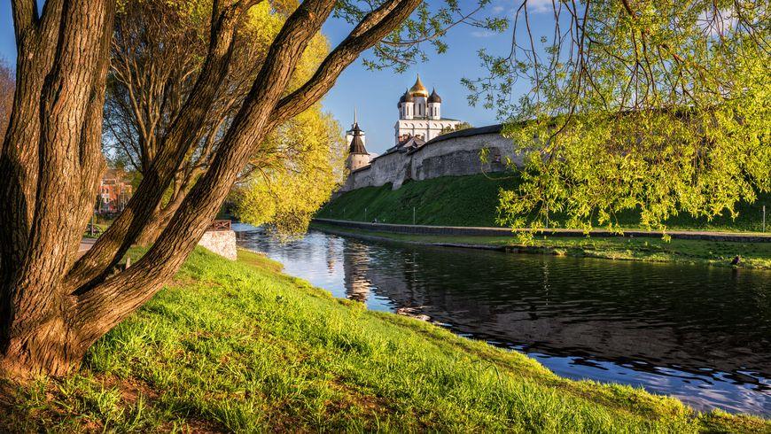 Псков: от древности до наших дней