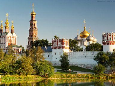 Новодевичий монастырь. Исповедь женского сердца