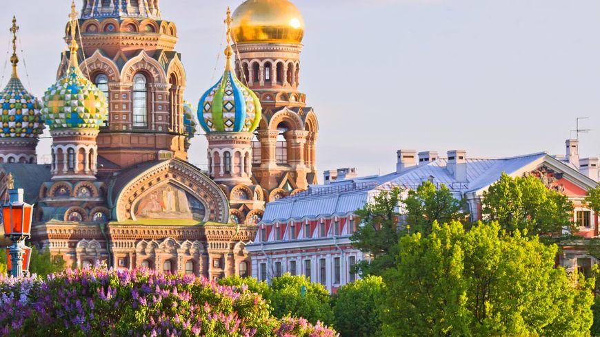Петербург — первое знакомство