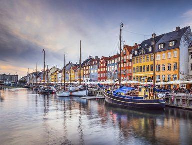 Ежедневная прогулка по Копенгагену