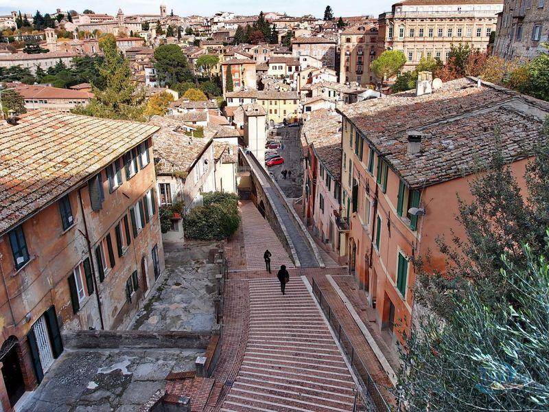 Экскурсия Этрусский город Перуджа