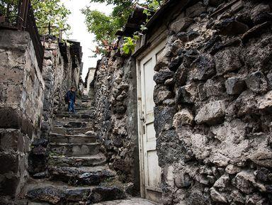 Другой Ереван: особняки, мечети иандеграунд