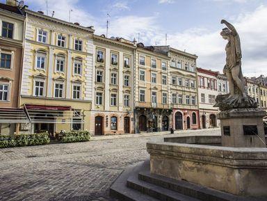 Обзорные и тематические экскурсии в городе Львов