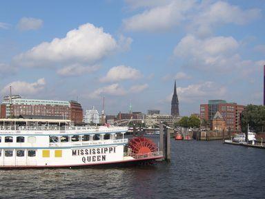 Прогулка на кораблике по портовой гавани и каналам