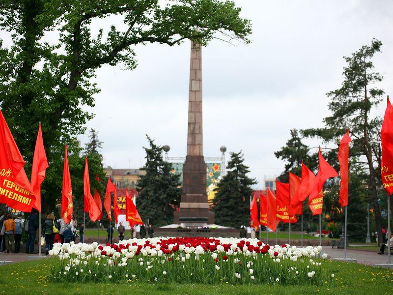 Экскурсия Царицын, Сталинград, Волгоград
