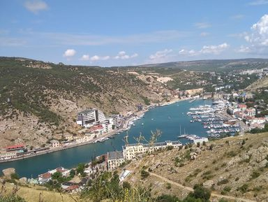 Балаклава — жемчужина Крыма