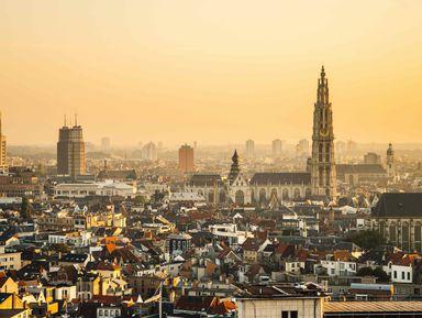 Антверпен — история и современность