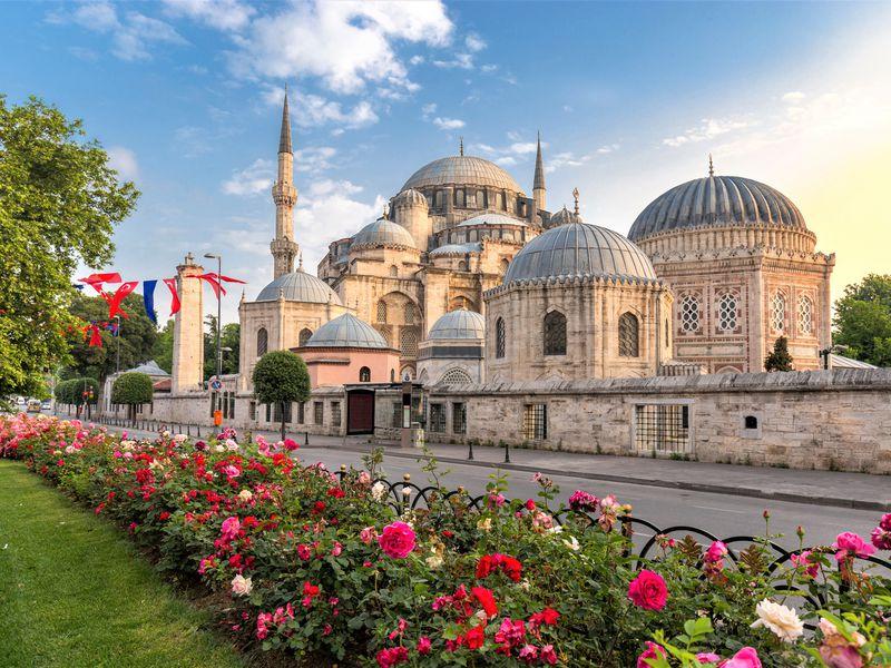 Экскурсия Стамбул исторический, но неизведанный