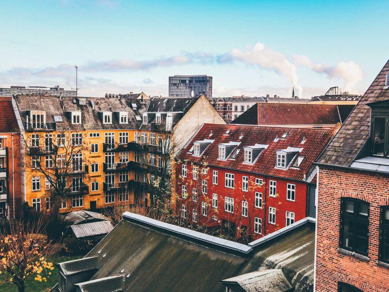 Копенгаген — первое знакомство