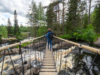 Поездка в горный парк Рускеала