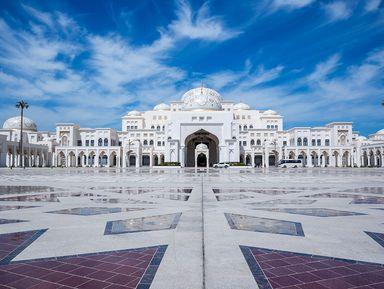 В Абу-Даби с комфортом!