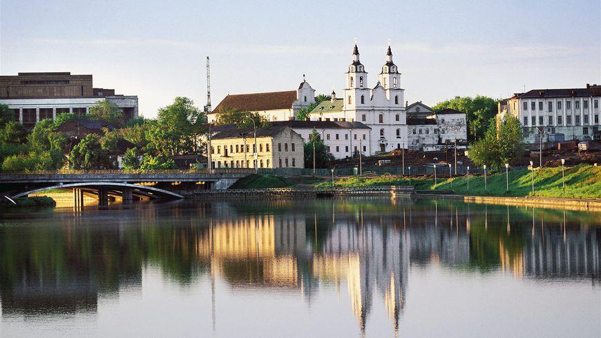 Минск — путешествие во времени