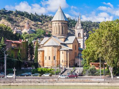 «Тбилиси, яиду ктебе!»