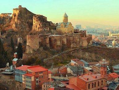 Почувствовать дух Тбилиси