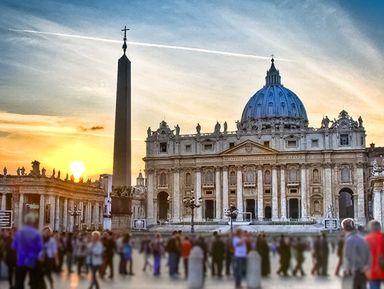 Cобор Святого Петра в Ватикане
