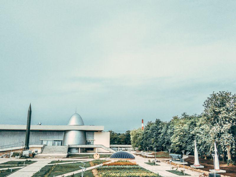Экскурсия Неформально-обзорная экскурсия по Калуге