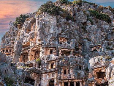 Античный город Мира и храм Святого Николая: путешествие из Сиде