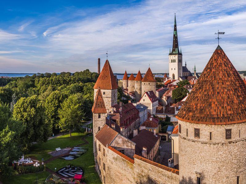 Экскурсия Загадки Старого Таллина