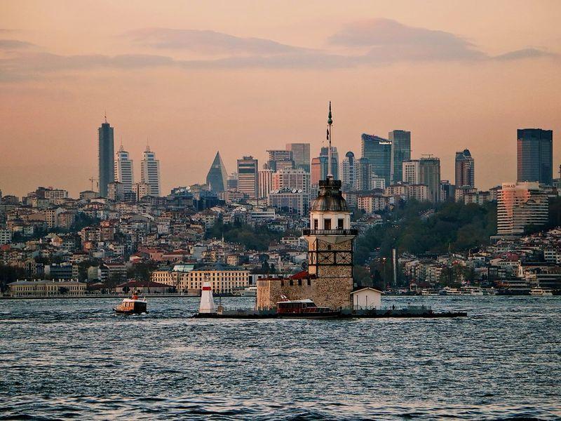 Экскурсия Такой разный Стамбул