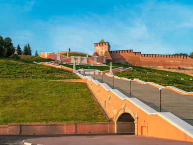 Нижегородский кремль: путешествие по эпохам