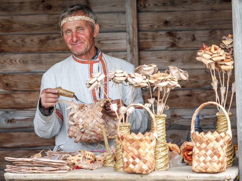Экскурсия Суздальские ремесла: мастер-классы для взрослых и детей