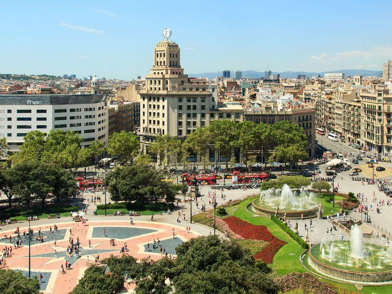 Экскурсия Квест «Секреты Барселоны»