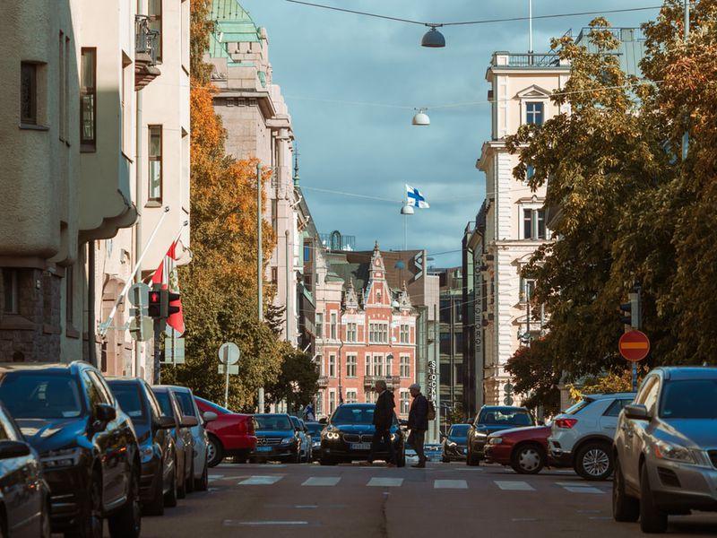 Экскурсия По Хельсинки на автомобиле Mersedes Benz B-class