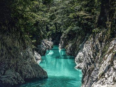 Каньон «Чертовы ворота» иЗмейковские водопады