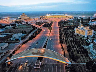 Баку— первое впечатление