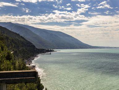 Гагра, Новый Афон и озеро Рица. Открыть красоту и достояние Абхазии