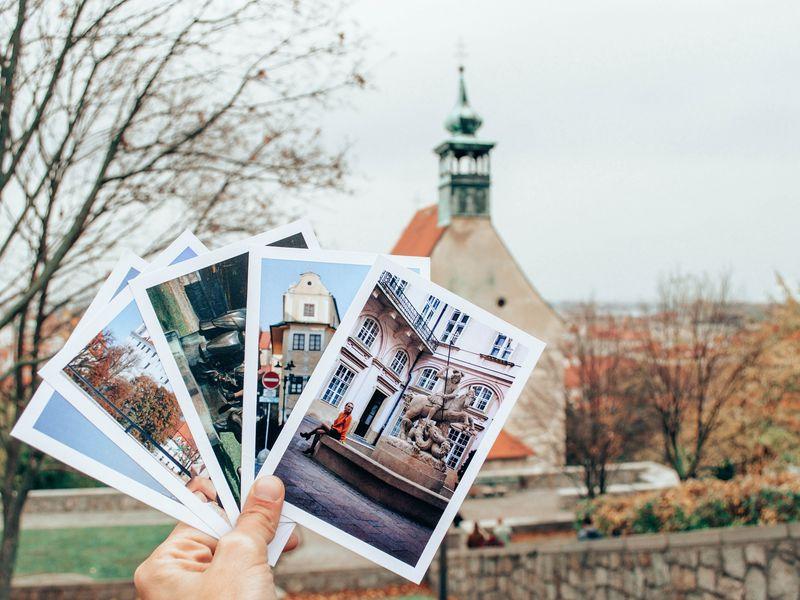 Экскурсия Свидание с Братиславой
