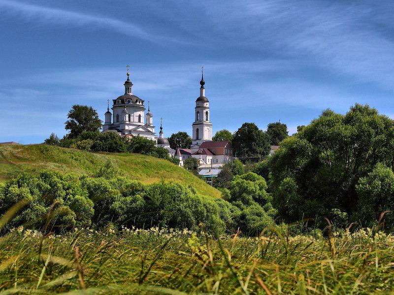 Экскурсия Боровск и Малоярославец. Два города — одна история