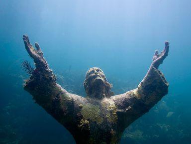 Подводный музей в Канкуне: ваше первое погружение
