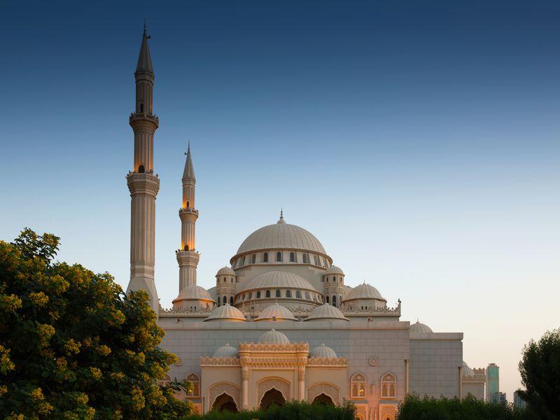 Экскурсия Знакомство сАрабскими Эмиратами