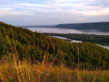 Прогулка по склонам горы Тип-Тяв