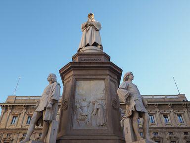 Код да Винчи: разгадать Милан Леонардо