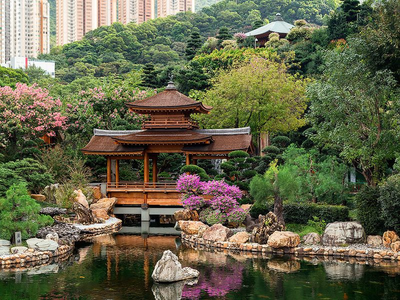 Экскурсия Храмы и парки Гонконга