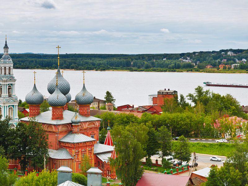 Экскурсия Кострома — первое знакомство