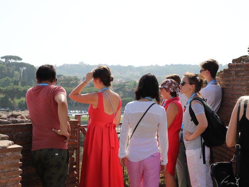 Фото Колизей и Древний Рим