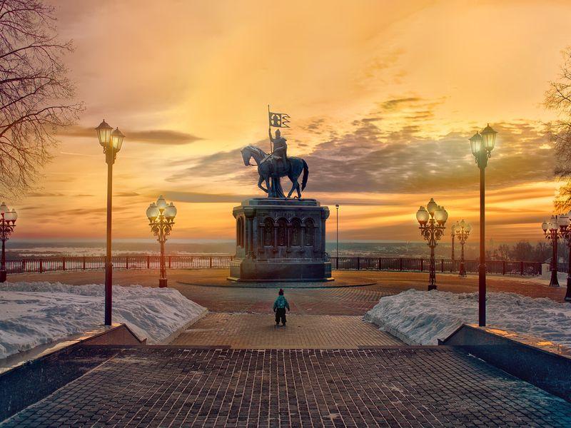 Экскурсия Легенды Древнего Владимира