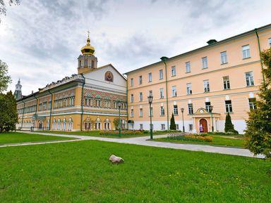 Внутренняя жизнь Московской духовной академии