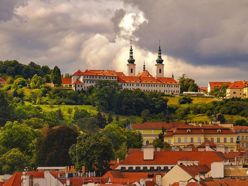Экскурсия С чего начиналась Прага
