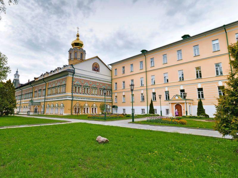 Экскурсия Внутренняя жизнь Московской духовной академии