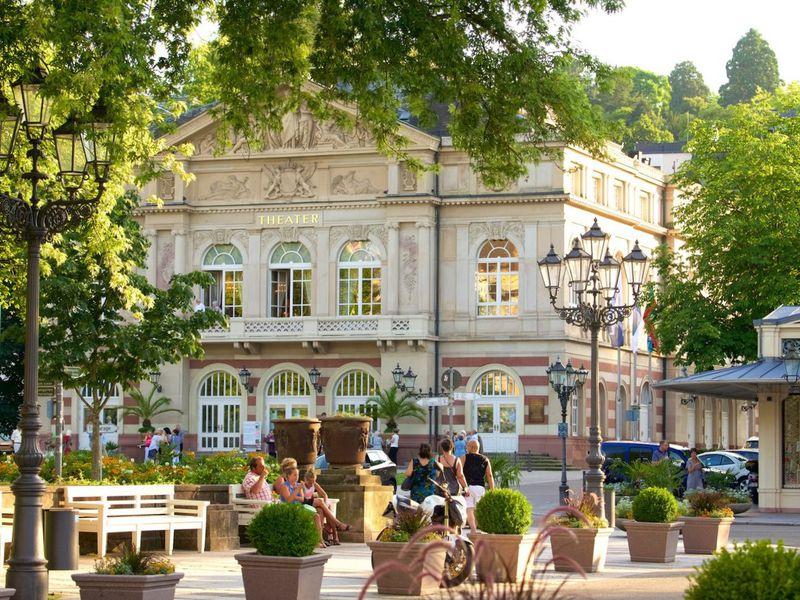 Экскурсия Следы русской культуры в Баден-Бадене