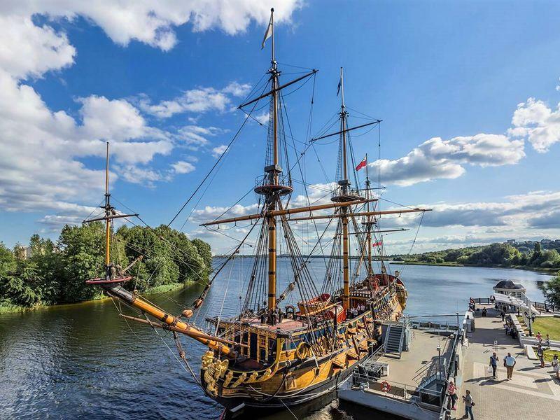 Экскурсия Воронеж — город мировой истории