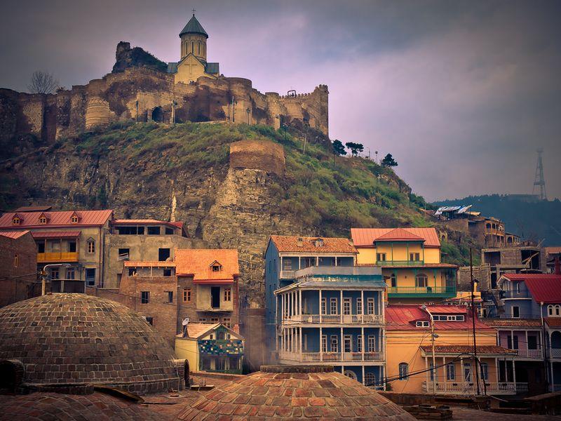 Экскурсия Тбилиси – город, где живет Муза